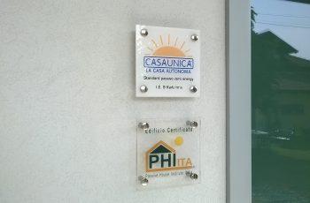 certificazione CASAUNICA®-Vigliano B.se-BI